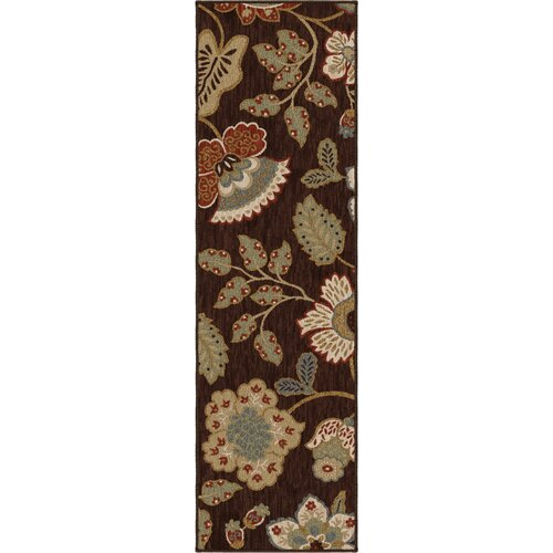 Orian Rugs Inc. Harmony Brown Layla Rug
