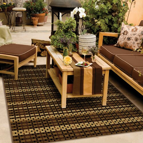 Orian Rugs Inc. Four Seasons Valencia Indoor/Outdoor Rug
