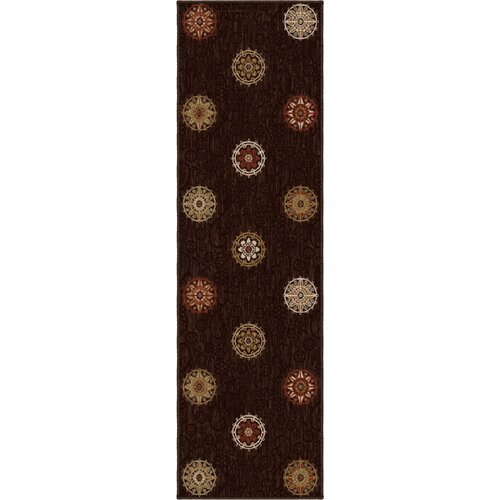 Harmony Brown Arcadia Rug