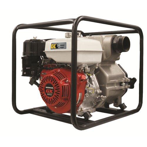 286 GPM Commercial Trash Pump