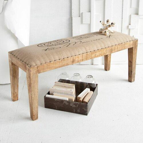Mercana Daore Wood Bedroom Bench Reviews Wayfair