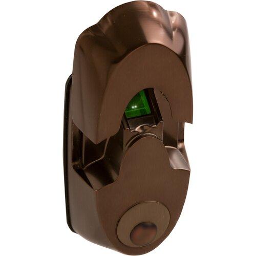 "Actuator Systems 8"" Biometric Deadbolt Secure Mount"