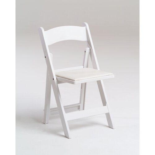 Commercial Seating Products Max Resin Folding Chair