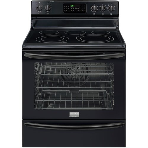 Frigidaire Gallery Series 5.8 cu. Ft. Electric Smoothtop Free-Standing Range