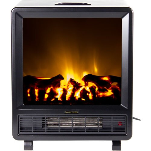 Topaz Freestanding Electric Fireplace