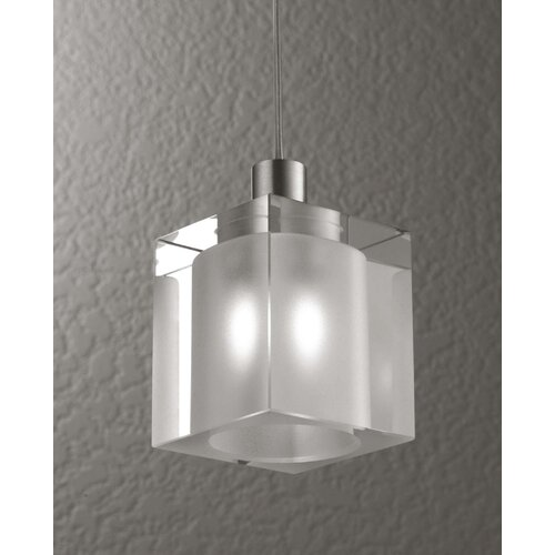 Alume 1 Light Pendant Light