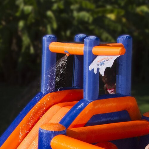 Blast Zone Pirate Bay Water Slide