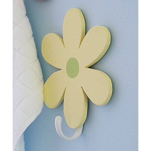 Flower Coat Hook