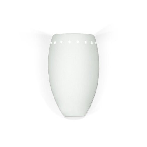 A19 Grenada 1 Light Wall Sconce