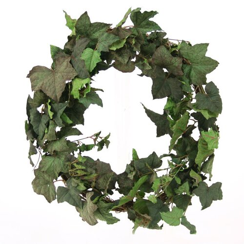 DIY Foliage Wreath Artificial Ivy Wreath