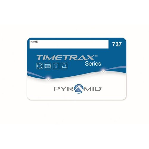 Pyramid Time Trax EZ Swipe Cards 41303 (25 count)