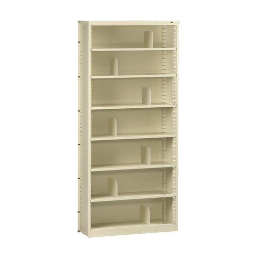 "Tennsco Corp. KD 84"" Bookcase"
