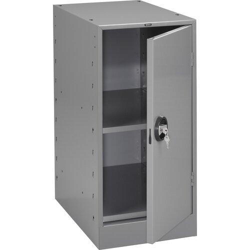 "Tennsco Corp. Tennsco Add-A-Stack Shelving System 15"" Modular Storage Cabinet"