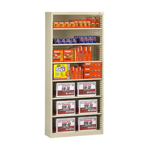 Tennsco Corp. Automotive Shelving Unit Starter
