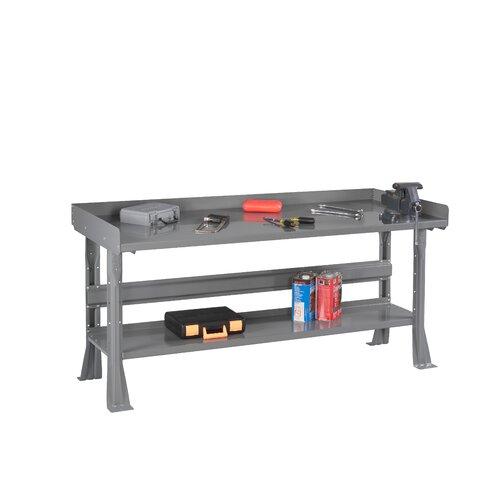 Tennsco Corp. Steel Top Workbench