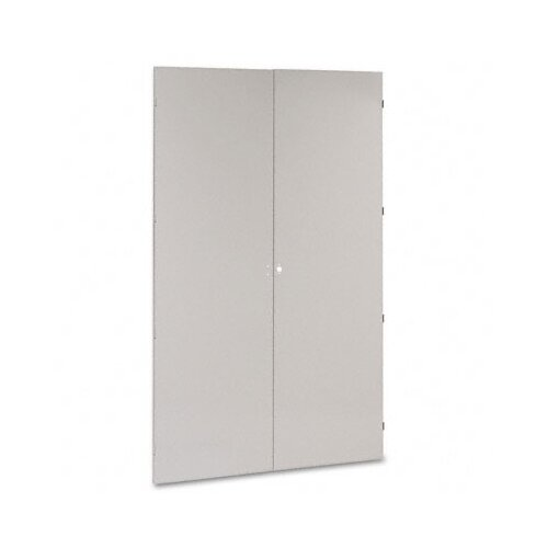 "Tennsco Corp. 78"" High Jumbo Cabinets, Box 1 of 2"