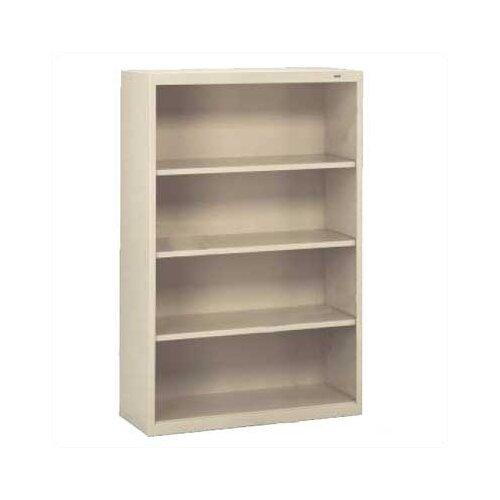 "Tennsco Corp. Welded 52"" Bookcase"