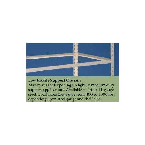 Tennsco Corp. Z Line Low Profile Additional Shelf Level