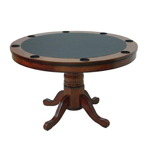 Ram game room round poker table amp reviews wayfair