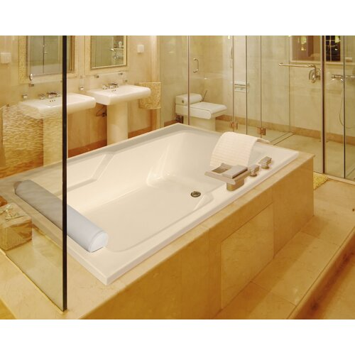 """Hydro Systems Designer Duo 60"""" x 48"""" Air Tub with Thermal System"""
