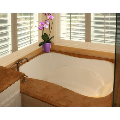 "Hydro Systems Designer Monterey 72"" x 42"" Air Tub with Thermal System"