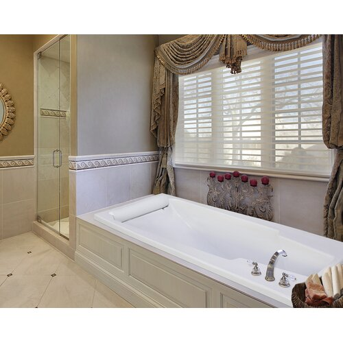 "Hydro Systems Designer Premier 74"" x 42"" Bathtub with Combo System"