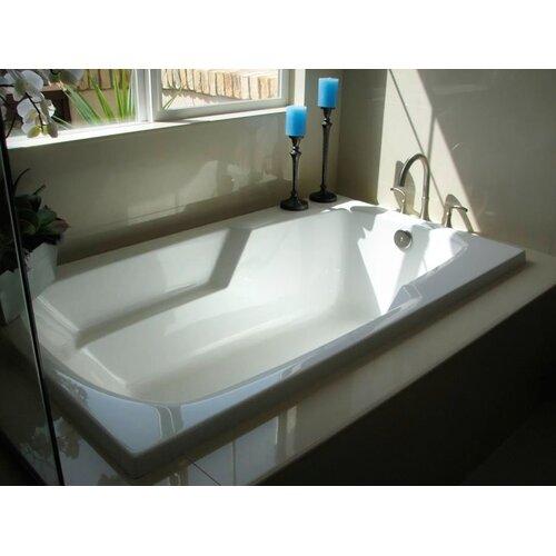 """Hydro Systems Designer 60"""" x 36"""" Solo Bathtub"""