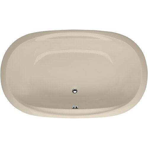 "Hydro Systems Builder Duo Oval 74"" x 44"" Bathtub"