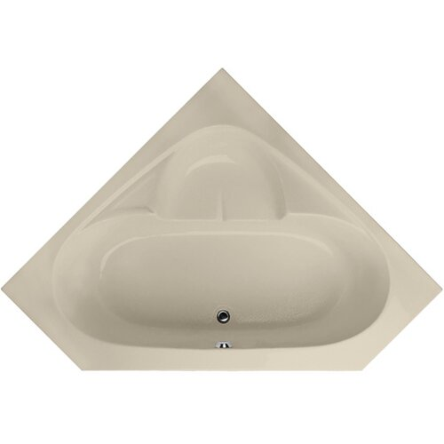 "Hydro Systems Builder 59"" x 59"" Bathtub"