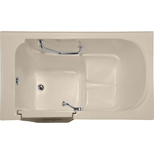 """Hydro Systems Life Style 52"""" x 30"""" Series Whirlpool Tub"""