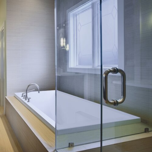"""Hydro Systems Designer 72"""" x 36"""" Versailles Bathtub with Combo System"""