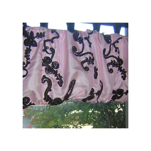 "Blueberrie Kids Chambord 53"" Curtain Valance"
