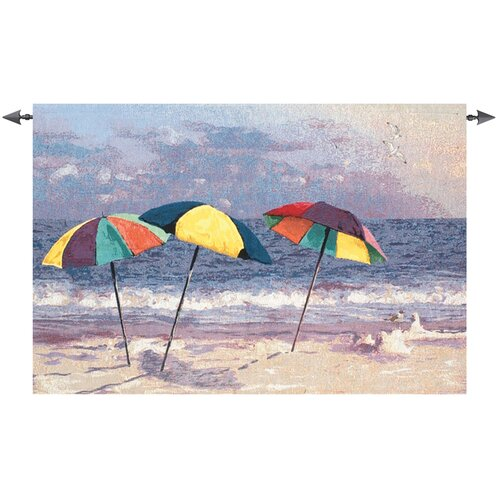 Manual Woodworkers & Weavers Umbrella Tapestry
