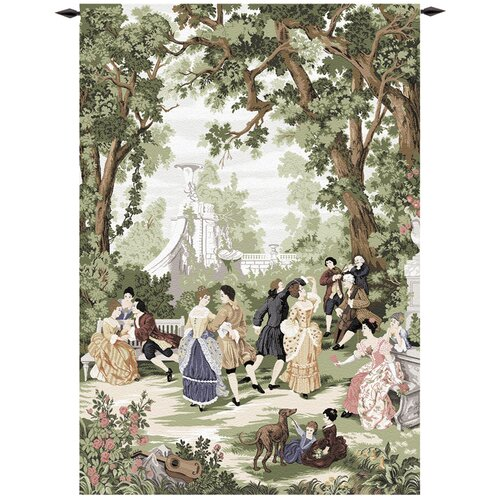 Manual Woodworkers & Weavers Waltz in the Park Tapestry