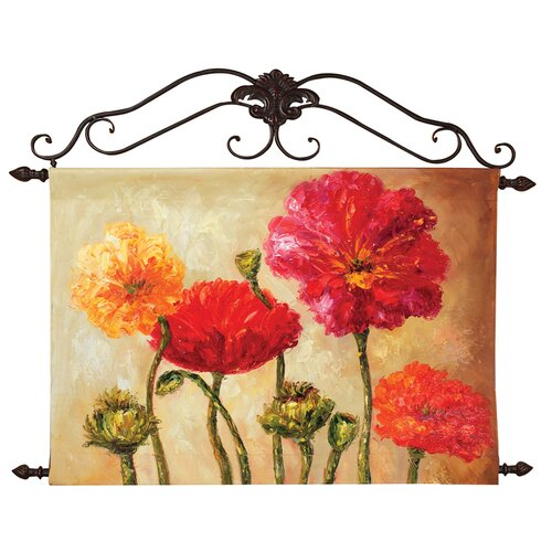 Floral Original Painting on Canvas