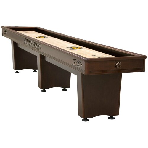 Holland Bar Stool NHL Licensed Shuffleboard Table