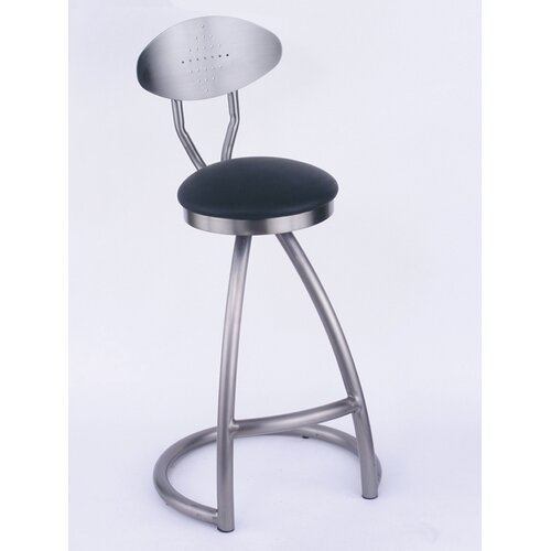"Holland Bar Stool Alpha 25"" Swivel Bar Stool"