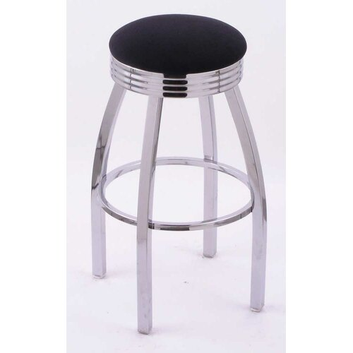 "Holland Bar Stool Classic 30"" Swivel Bar Stool with Cushion"