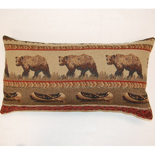 Dakotah Pillow River Trail  Polyester Pillow