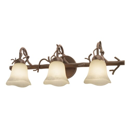 Kalco Vine 3 Light Bath Vanity Light