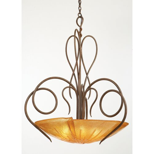 Tribecca 6 Light Inverted Pendant