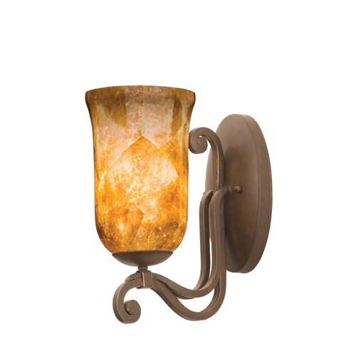Kalco Somerset 1 Light Wall Sconce