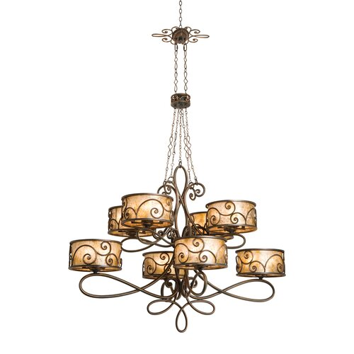Windsor 40 Light Chandelier