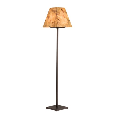 Kalco Madera 1 Light Floor Lamp with Shade