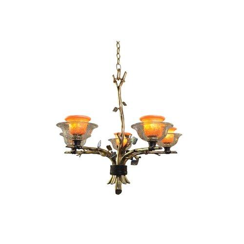 Cottonwood 5 Light Chandelier
