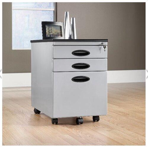 Studio RTA 3-Drawer Mobile File Cabinet