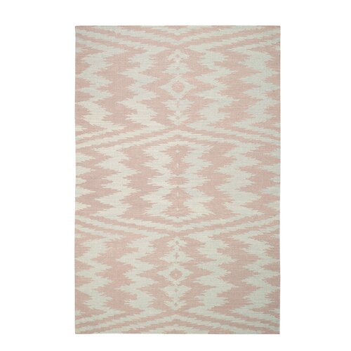 Genevieve Gorder Rugs Junction Blush Pink Rug