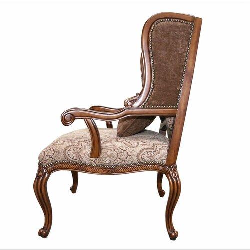 Legion Furniture Fabric Arm Chair