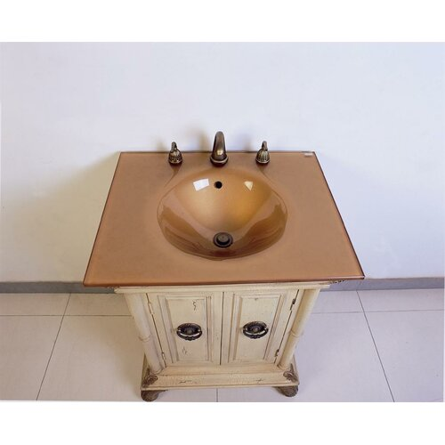 "Legion Furniture 28"" Chest Vanity Set"