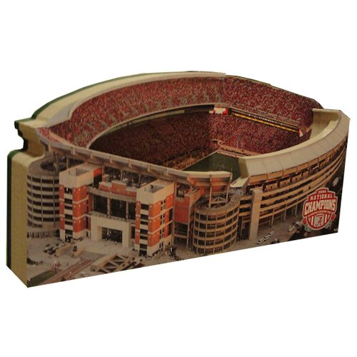 HomeFields NCAA Jumbo Super Stadium without Display Case